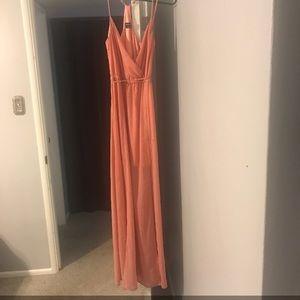 Bebe maxi dress xxs